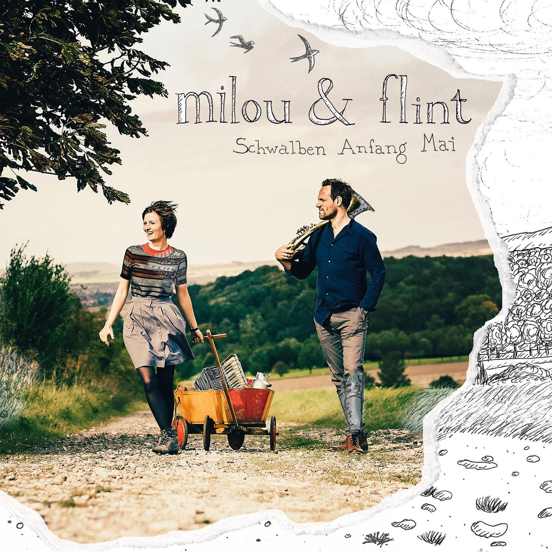 Milou & Flint – Schwalben Anfang Mai