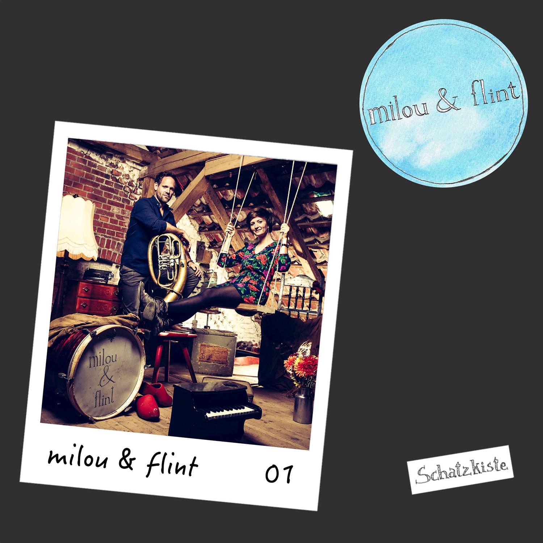 Milou & Flint – Schatzkiste
