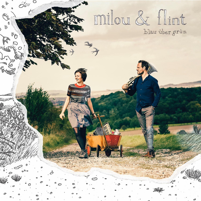 Milou & Flint – Blau über grün